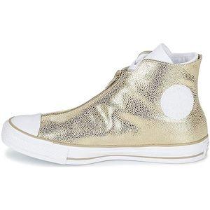 😍Bling Bling Gold Converse sz 9
